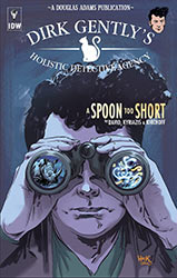 Dirk Gently's Holistic Detective Agency: A Spoon Too Short Dirk Gently's books in Order
