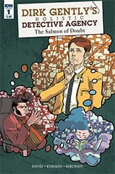Dirk Gently: The Salmon of Doubt Dirk Gently's books in Order
