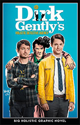 Dirk Gently's Big Holistic Graphic Novel Dirk Gently's books in Order