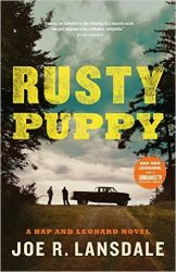 Rusty Puppy Hap and Leonard Books in Order