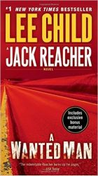 A Wanted Man - Jack Reacher Book Series In Order by Lee Child