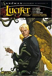 Lucifer Omnibus Vol. 1 lucifer comic book reading order