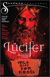 Lucifer Vol. 1 The Infernal Comedy The Sandman Universe
