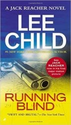 Running Blind aka The Visitor - Jack Reacher Book Series In Order by Lee Child