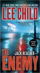 The Enemy - Jack Reacher Book Series In Order by Lee Child