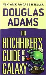 The Hitchhiker's Guide to the Galaxy Books in Order:
