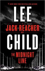 The Midnight Line - Jack Reacher Book Series In Order by Lee Child