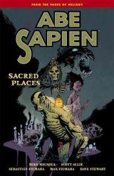 Abe Sapien: Sacred Places - Hellboy BPRD Reading order