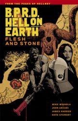 B.P.R.D.: Hell on Earth: Flesh and Stone - Hellboy BPRD Reading order