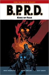 B.P.R.D.: King of Fear - Hellboy BPRD Reading order