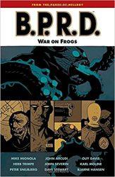 B.P.R.D.: War on Frogs - Hellboy BPRD Reading order