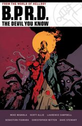 BPRD The Devil You Know Hellboy BPRD Reading order