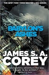 Babylon's Ashes The Expanse Books in Order