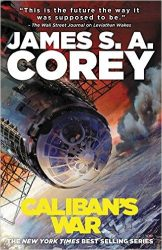 Caliban's war The Expanse Books in Order