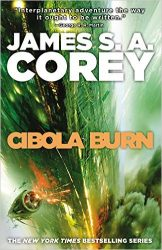 Cibola Burn The Expanse Books in Order