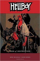 Hellboy: Seed of Destruction - Hellboy BPRD Reading order