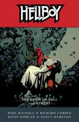 Hellboy: The Bride of Hell and Others - Hellboy BPRD Reading order