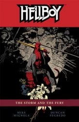 Hellboy: The Storm and the Fury - Hellboy BPRD Reading order