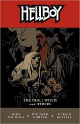 Hellboy: The Troll Witch and Others - Hellboy BPRD Reading order