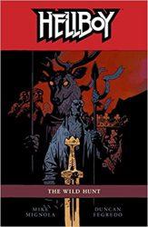 Hellboy: The Wild Hunt - Hellboy BPRD Reading order