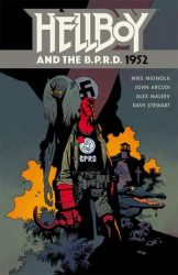Hellboy and the B.P.R.D.: 1952 - Hellboy BPRD Reading order