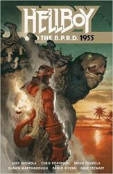 Hellboy and the B.P.R.D.: 1955 - Hellboy BPRD Reading order