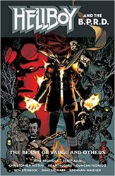 Hellboy and the BPRD The Beast of Vargu and Others Hellboy BPRD Reading order