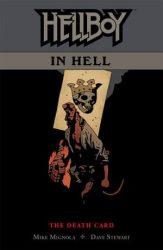 Hellboy in Hell: The Death Card - Hellboy BPRD Reading order