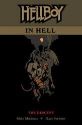 Hellboy in Hell: The Descent - Hellboy BPRD Reading order
