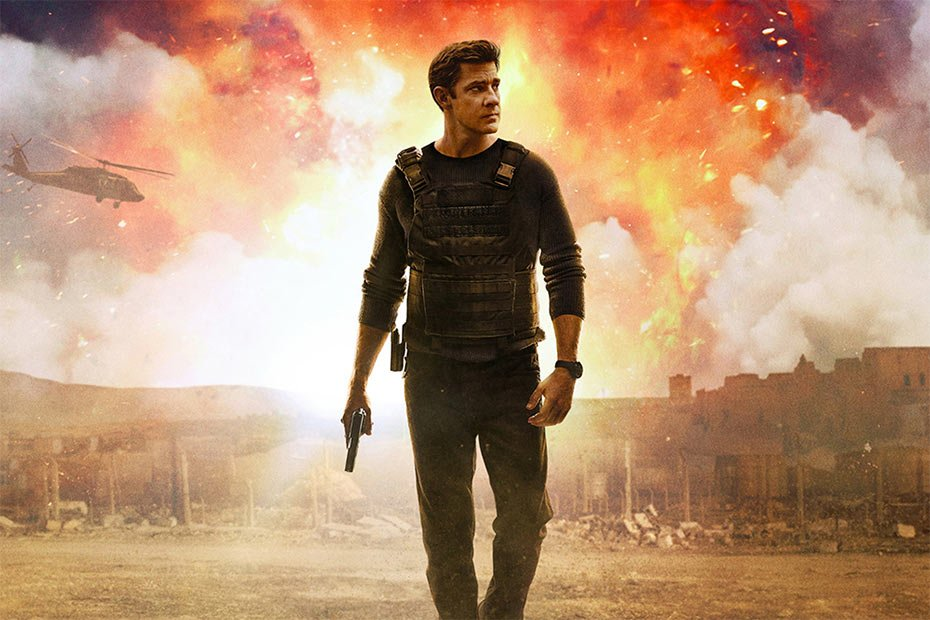 Jack Ryan Books in Order (by Tom Clancy and more)