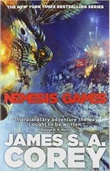 Nemesis Games The Expanse Books in Order