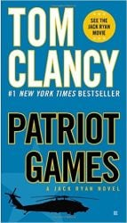 Patriot Games, by Tom Clancy - Jack Ryan Books in Order