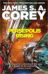Persepolis Rising The Expanse Books in Order