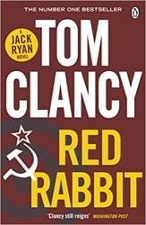 Red Rabbit, by Tom Clancy - Jack Ryan Books in Order