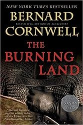 The Burning Land The Last Kingdom books in order