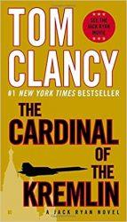 The Cardinal of the Kremlin, by Tom Clancy - Jack Ryan Books in Order