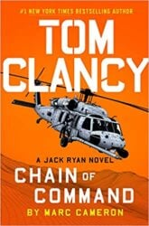 Tom Clancy Chain of Command Jack Ryan Books in Order