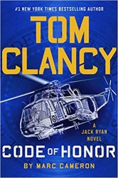 Tom Clancy Code of Honor Jack Ryan Books in Order