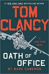 Oath of Office, by Marc Cameron - Jack Ryan Books in Order