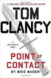 Point of Contact, by Mike Maden - Jack Ryan Books in Order