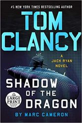 Tom Clancy Shadow of the Dragon Jack Ryan Books in Order