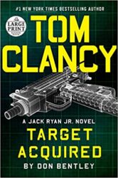 Tom Clancy Target Acquired Jack Ryan Books in Order