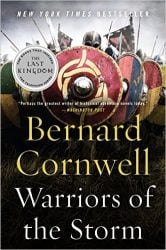 Warriors of the Storm The Last Kingdom books in order