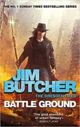 Battle Ground The Dresden Files Books in Order