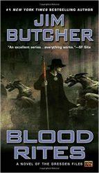Blood Rites Dresden Files reading order