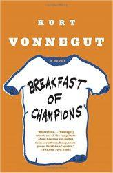 Breakfast of Champions Kurt Vonnegut Must Read