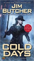 Cold Days Dresden Files reading order
