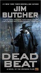 Dead Beat Dresden Files reading order