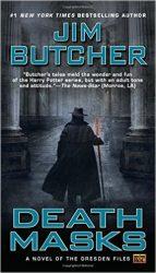 Death Masks Dresden Files reading order
