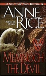 Memnoch the Devil - The Vampire Chronicles Books in Order